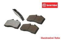 Brembo sportovní desky přední SMART  -- všechny modely - rok výroby 98->