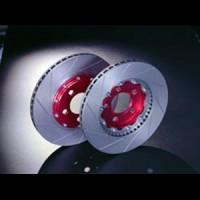 """GALFER přední sportovní plovoucí brzdové kotouče řada """"DFX"""" MCC - SMART Smart City-coupé / Cabrio -- rok výroby 98-03 ( průměr kotouče 280mm, počet otvorů na šrouby 3 )"""