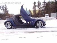 LSD vertikální otevírání předních dveří Smart Roadster 452 -- od roku výroby 03-